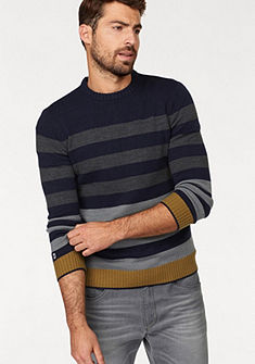 Rhode Island Pruhovaný pulóver