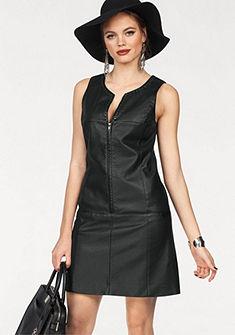Melrose Koženkové šaty