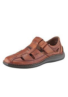 Rieker Sandále na suchý zips