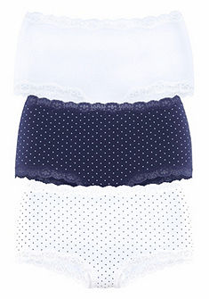 Petite Fleur Kalhotky (3 ks)