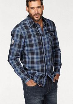 Man's World Kostkovaná košile