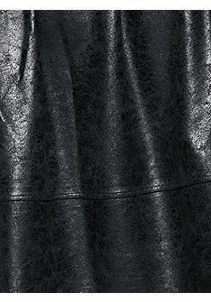 RICK CARDONA by heine Koženková sukňa s elastickým pásom