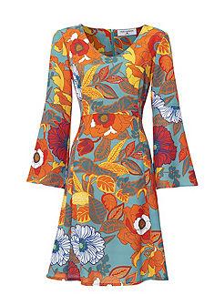 RICK CARDONA by heine Vzorkované šaty