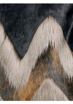 RICK CARDONA by Heine műszőrme bunda kapcsos záródással