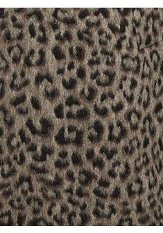 ASHLEY BROOKE by Heine leopád mintás rövid kabát