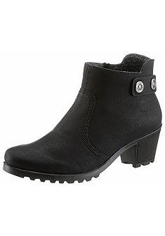 Rieker Kotníčková obuv v klasické podobě