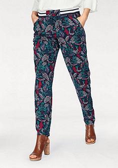 Tom Tailor Denim Vzorované kalhoty