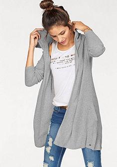 AJC Pletený svetr s kapucí