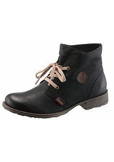 Rieker Šněrovací boty vyššího střihu