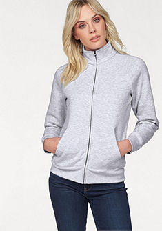 Fruit of the Loom Mikina »Lady-Fit Premium Sweat Jacket«