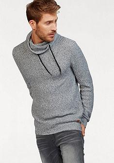 John Devin Pletený pulóver