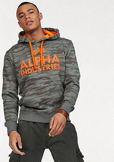 Alpha Industries Mikina s kapucňou »Foam Print Hoody«