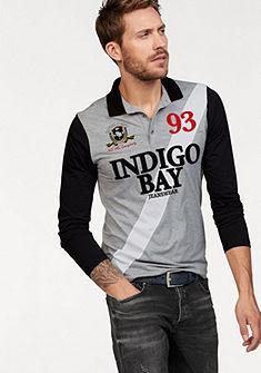 Bruno Banani Polo tričko s dlouhými rukávy