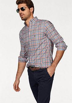 FYNCH-HATTON Kockovaná košeľa