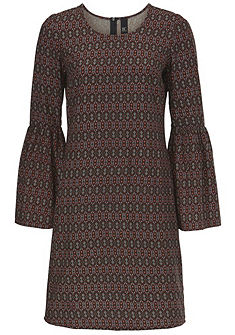B.C. BEST CONNECTIONS by Heine nyomott mintás ruha divatos állatmintával