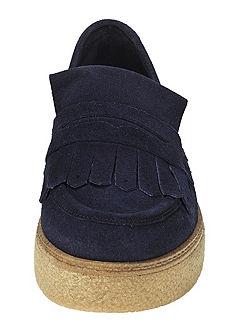 heine Nazouvací boty na platformě