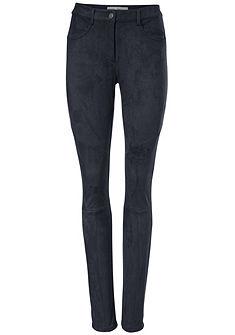 ASHLEY BROOKE by heine Formující koženkové kalhoty efekt bříško pryč