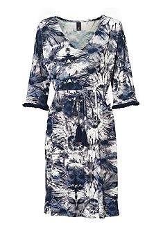 B.C. BEST CONNECTIONS by heine Vzorkované šaty z džeseja