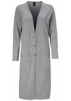 B.C. BEST CONNECTIONS by heine Dlhý pletený sveter s výstrihom do V