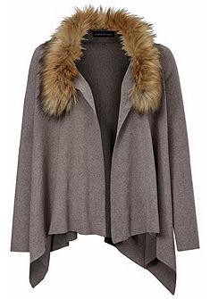 PATRIZIA DINI by heine svetr bez zapínání, odnímatelný límec