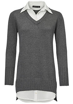 PATRIZIA DINI by heine Dlouhý pulovr