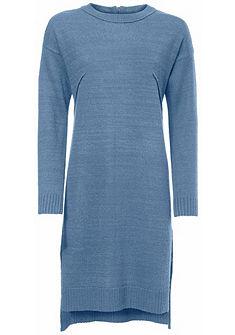 B.C. BEST CONNECTIONS by heine Pletené šaty s kulatým výstřihem