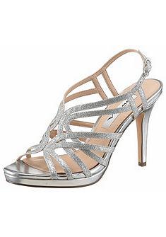 Nina Páskové sandále s vysokým podpätkom