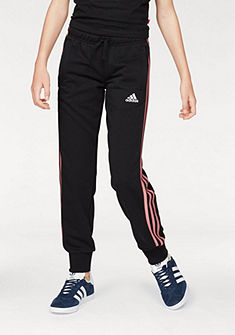adidas Performance Nohavice na jógu »YOUNG GIRL 3STRIPES SLIM PANT«