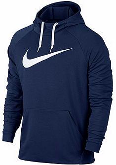Nike kapucnis hosszú ujjú póló »MEN NIKE DRY HOODIE PO SWOOSH«