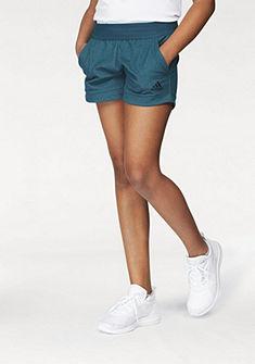 adidas Performance Krátke nohavice »YOUNG GIRL ID COTTON SHORT«
