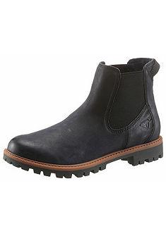 Tamaris Chelsea obuv, drsný vzhled