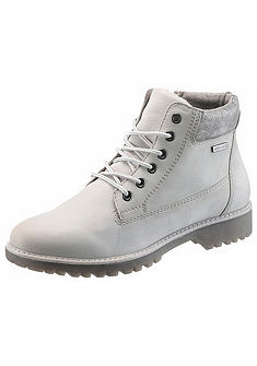 Tamaris Šněrovací boty vyššího střihu