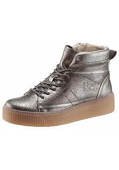 Tamaris Šnurovacie topánky členkové