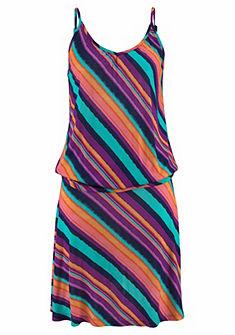 Beachtime Plážové šaty pruhované