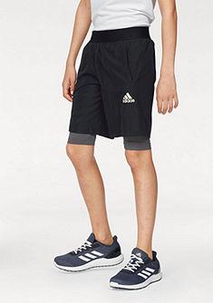 adidas Performance Športové krátke nohavice »YOUNGBOY 2IN1 SHORT«