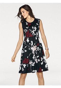 PATRIZIA DINI by heine Vzorkované šaty