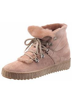 Gabor Šněrovací boty vysoké