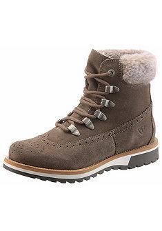 Tamaris Zateplené kotníkové boty