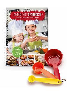 Kinderleichte Odměrková kuchařka hračkou, 4-dílná