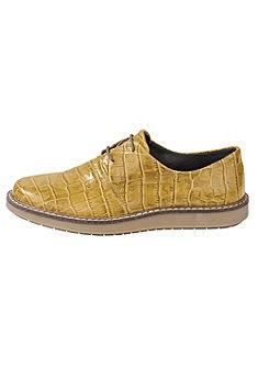 Heine Šnurovacie topánky, vzhľad: krokodílí vzor