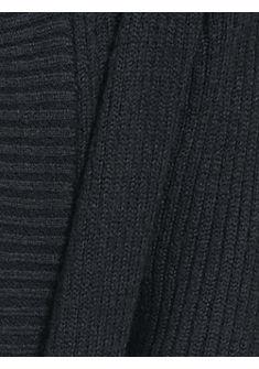 B.C. BEST CONNECTIONS by heine Dlouhý pletený svetr se smíšeným pletením