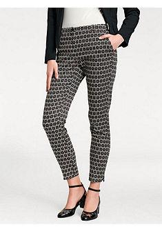 ASHLEY BROOKE by heine Vzorované kalhoty