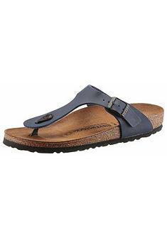 Birkenstock lábujjközös papucs állítható csattal