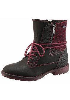 s.Oliver RED LABEL Šněrovací boty vyššího střihu, vybavení Tex