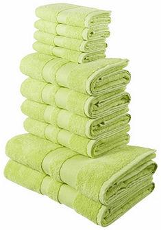 Souprava ručníků, my home »Ada« s odlišenou bordurou