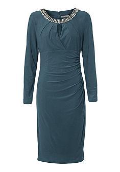 ASHLEY BROOKE by Heine Koktejlové šaty s aplikací