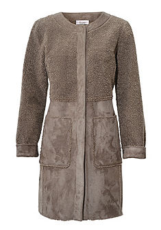 LINEA TESINI by heine Oboustranný kabát