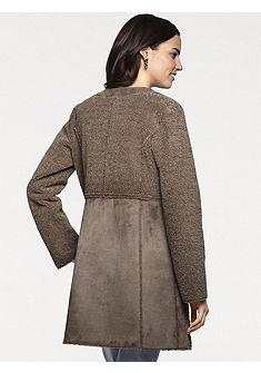LINEA TESINI by heine Obojstranný kabát