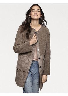 LINEA TESINI by Heine rövid kifordítható kabát