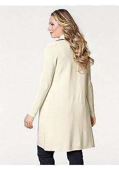 ASHLEY BROOKE by heine Dlouhý pletený svetr